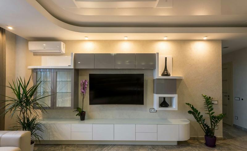 Гостиные-Стенка для гостиной «Модель 1»-фото1
