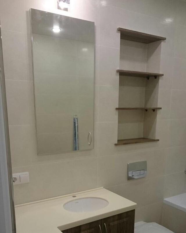 Мебель для ванной комнаты-Мебель для ванны «Модель 40»-фото3