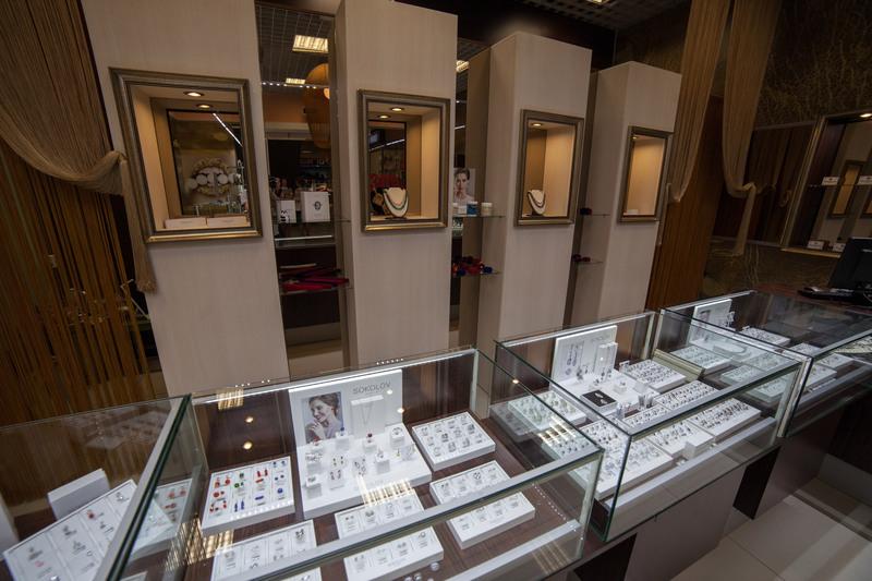 Торговая мебель-Мебель для магазина «Модель 58»-фото2