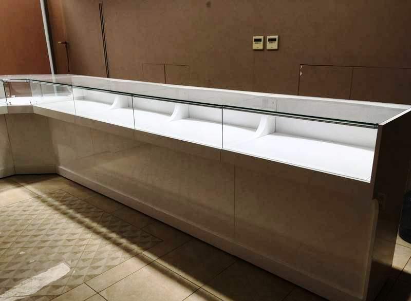 Торговая мебель-Мебель для магазина «Модель 67»-фото1