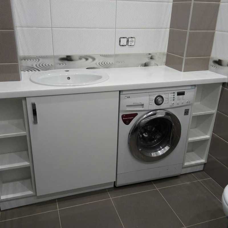 Мебель для ванной комнаты-Мебель для ванной «Модель 65»-фото1