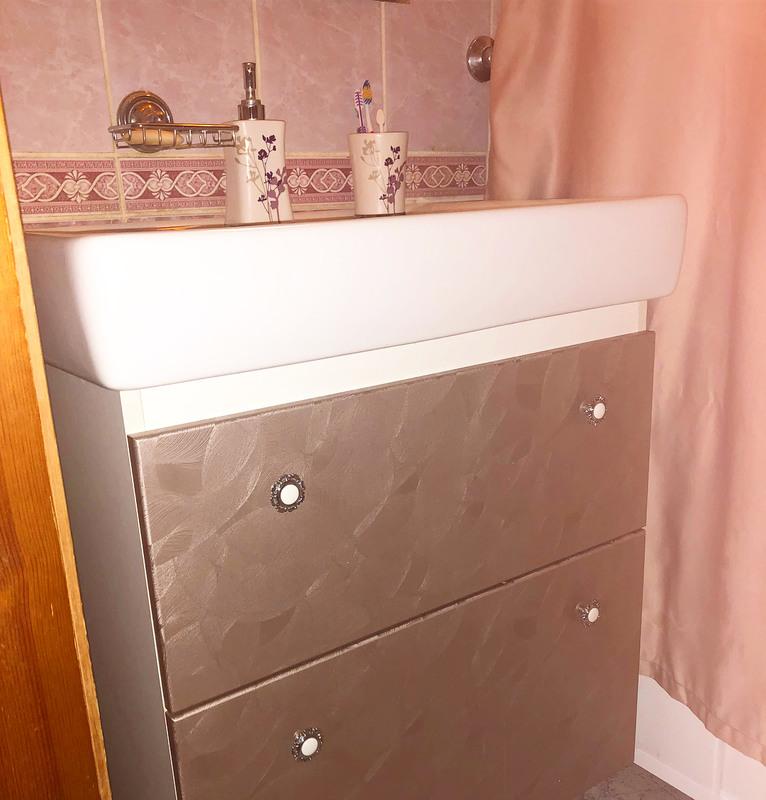 Мебель для ванной комнаты-Мебель для ванной «Модель 62»-фото1