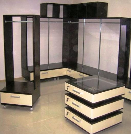 Торговая мебель-Мебель для магазина «Модель 7»-фото1