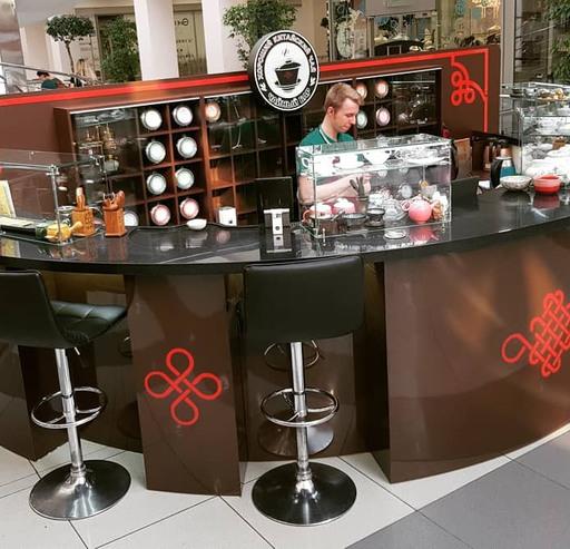 Торговая мебель-Торговый островок «Модель 253»-фото3