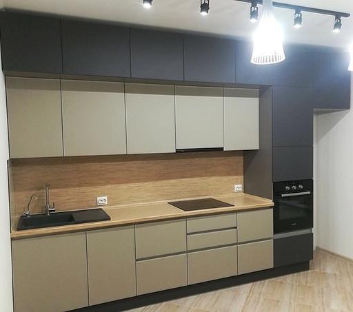 -Кухня МДФ в ПВХ «Модель 99»-фото26