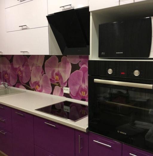 -Кухня из пластика «Модель 267»-фото5
