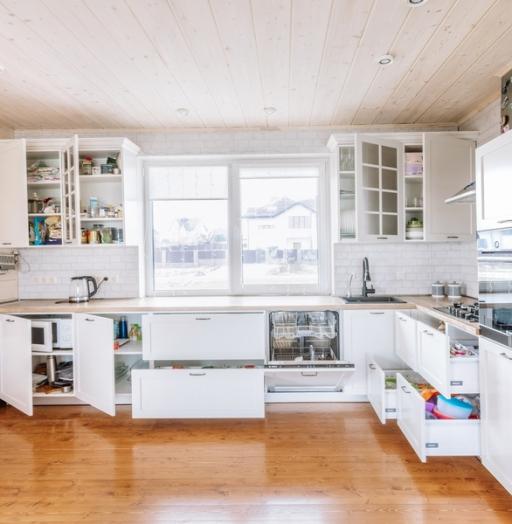 -Кухня МДФ в эмали «Модель 402»-фото10