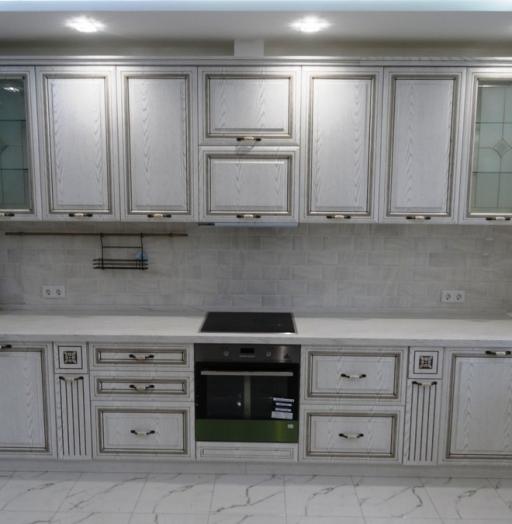 -Кухня МДФ в ПВХ «Модель 515»-фото9