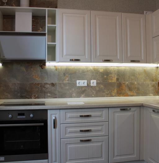 -Кухня из пластика «Модель 132»-фото26