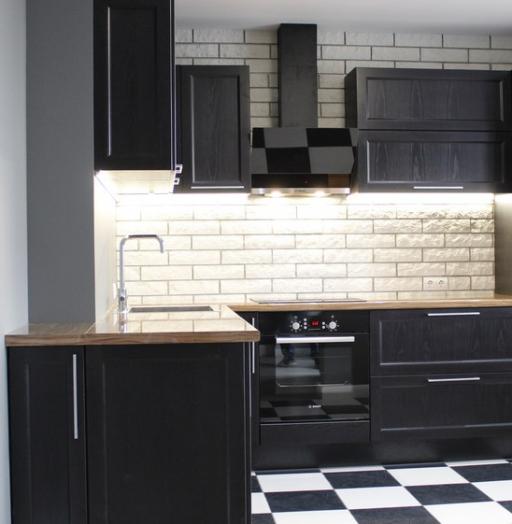 -Кухня МДФ в ПВХ «Модель 153»-фото28