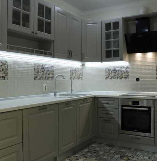 -Кухня из массива «Модель 157»-фото6