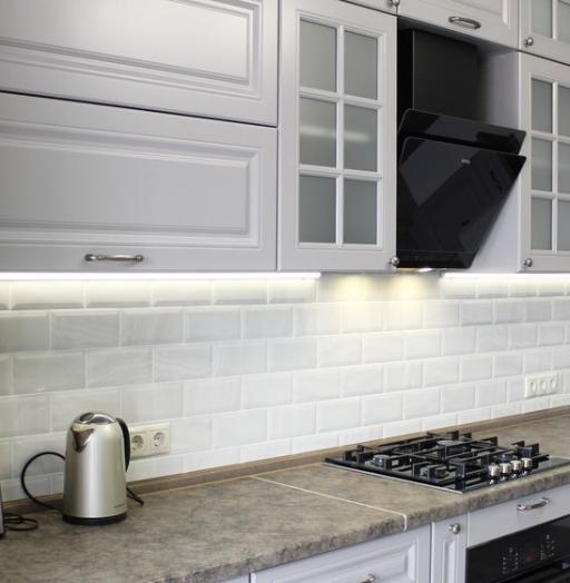 -Кухня МДФ в ПВХ «Модель 183»-фото6