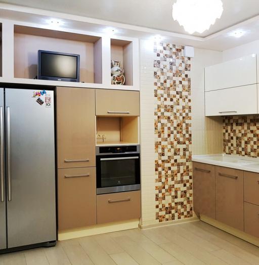 -Кухня из акрила «Модель 298»-фото10