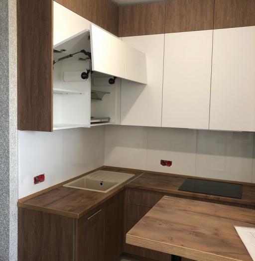 -Кухня МДФ в ПВХ «Модель 73»-фото24