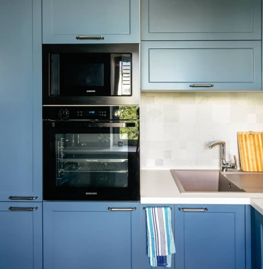 -Кухня МДФ в эмали «Модель 612»-фото22